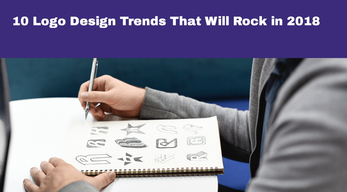 10 Logo Design Trends That Will Rock in 2018