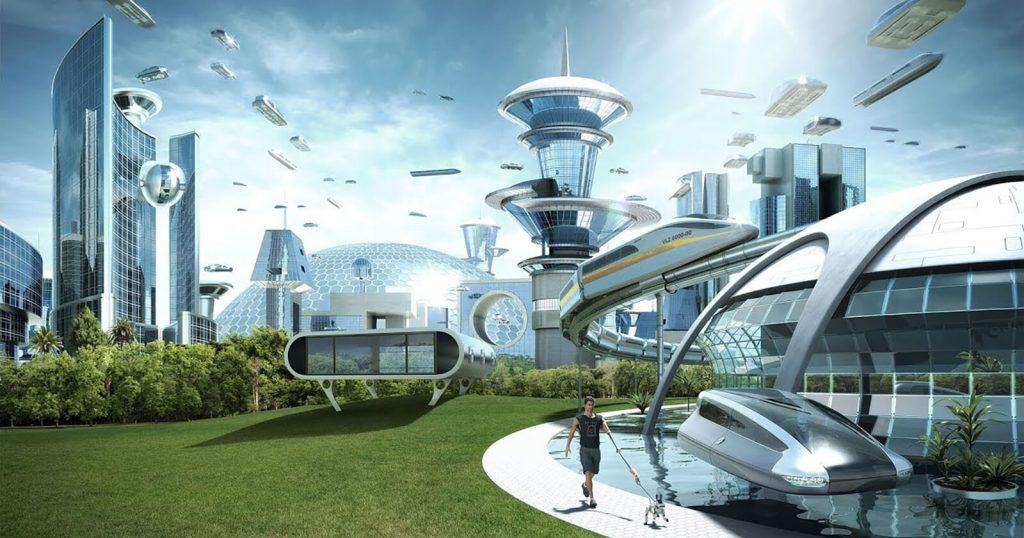 Blockchain Utopian Future - Blog S-PRO