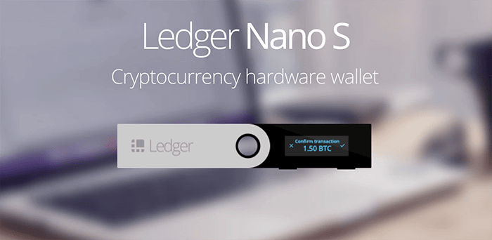 Ledger Nano S -S-pro blog
