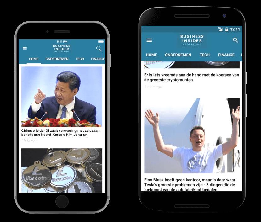 mobile app platform - S-pro blog