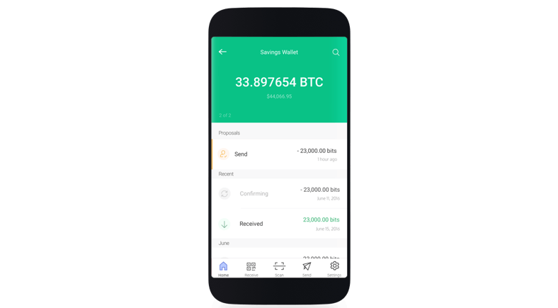 Wallet app functionality - S-pro blog