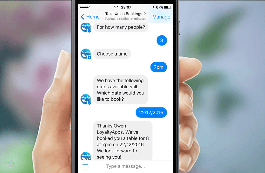 Reasons for chatbot development - Blog S-Pro