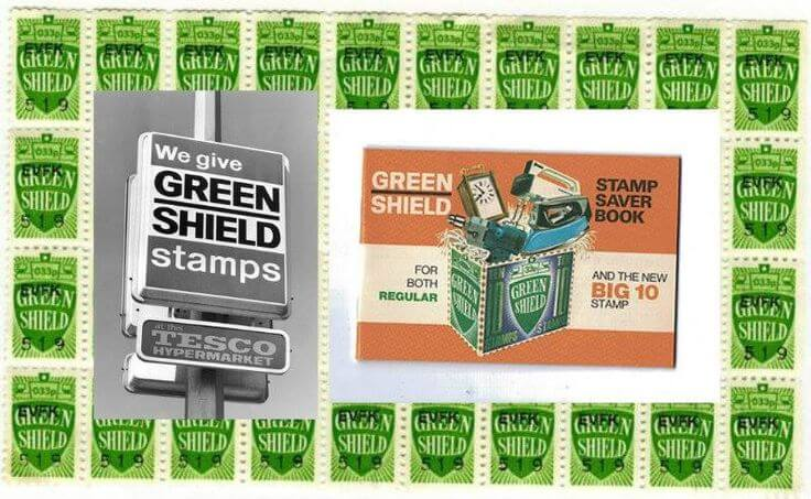 Green Shield stamps - Blog S-Pro