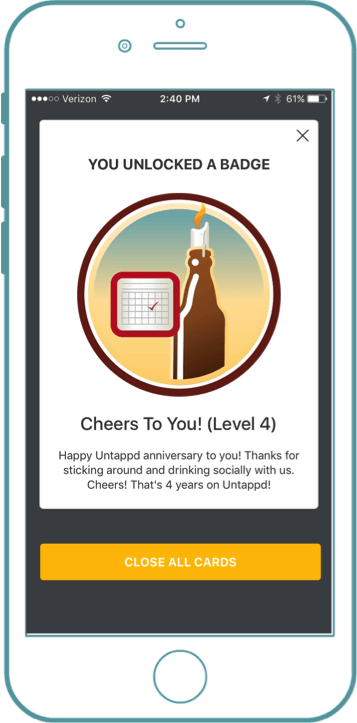 Untappd Loyalty - Blog S-Pro
