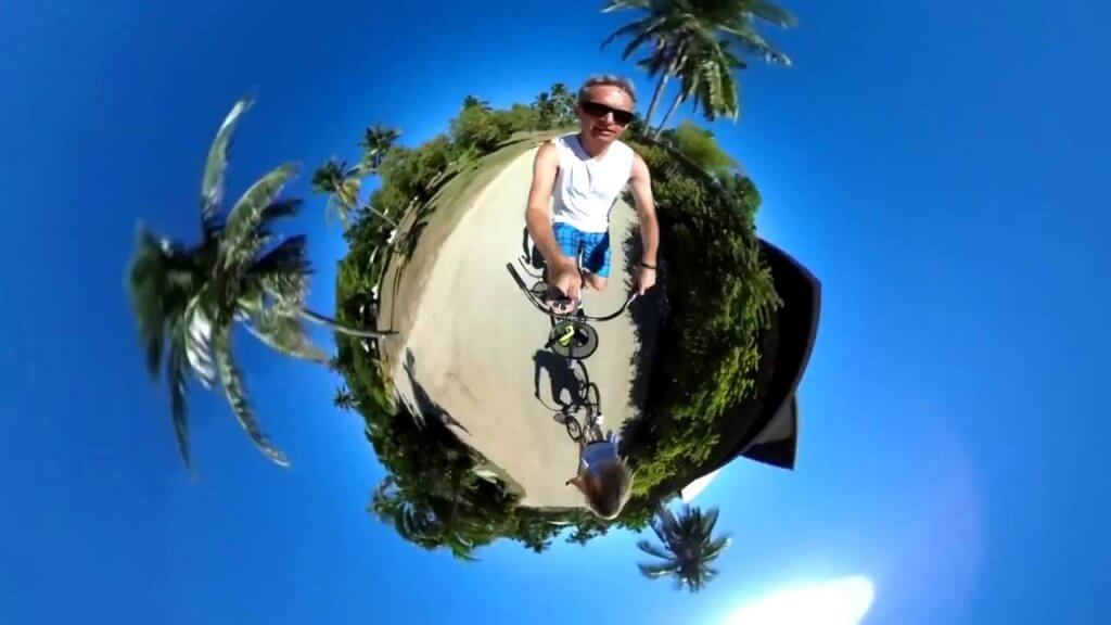 360-degree video - Blog S-Pro