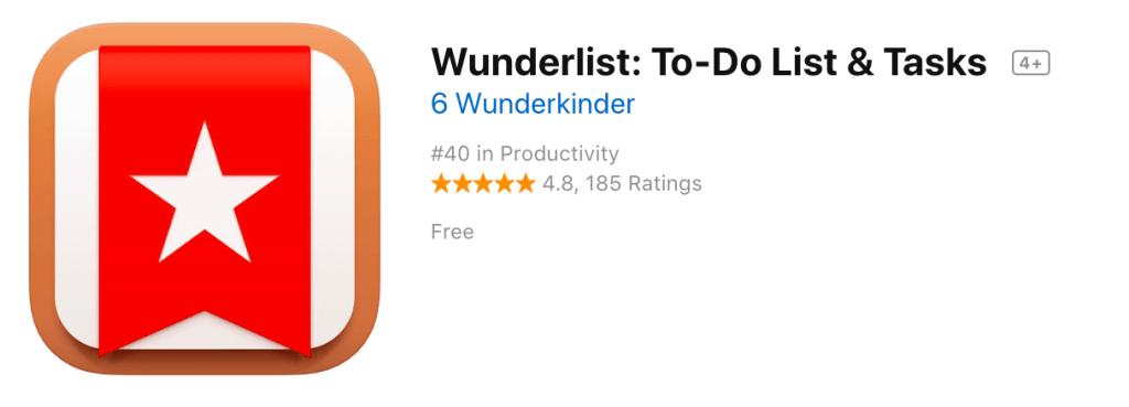 Wunderlist - Blog S-Pro