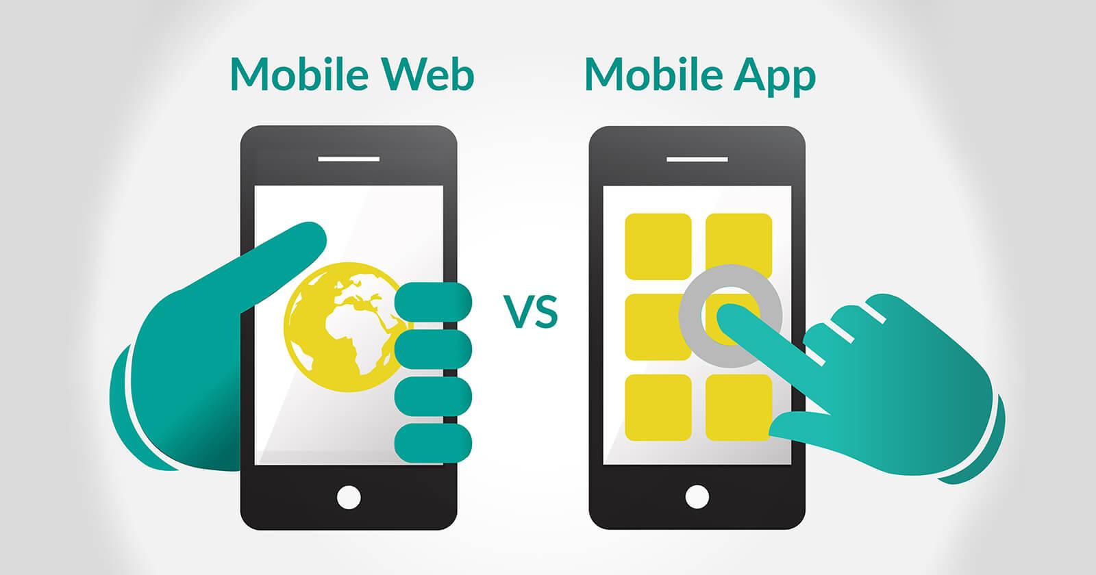 Web vs App - Blog S-PRO