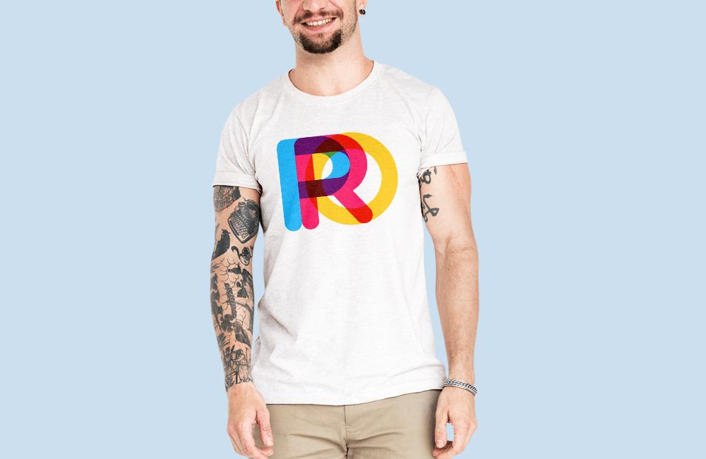 Visual Identity T-shirt - Blog S-PRO