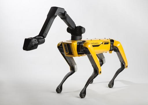 Make robots acquire new skills - Blog S-PRO